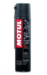 Смазка цепи Motul C3 Chain Lube Off Road 0.1л